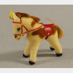 Original Steiff Mohair Donkey