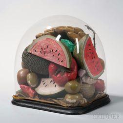 Folk Art-style Fruit Arrangement