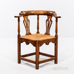 Chippendale Roundabout Chair
