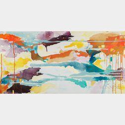 Kitauna Parker (American, 20th/21st Century)      Rainbow Away
