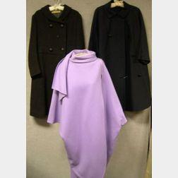 Three Lady's Coats