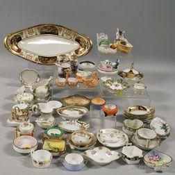 Approximately Sixty Asian Porcelain Salts
