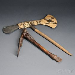 Two New Guinea Implements