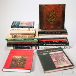 Twenty-three Books on Islamic Art