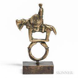 Fine Bronze Dogon Ring