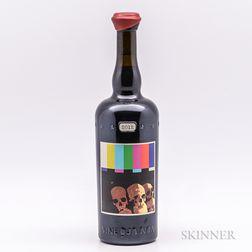 Sine Qua Non Touché Syrah 2012, 1 bottle