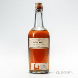 Scotch Whiskey 1885, 1 4/5 quart bottle