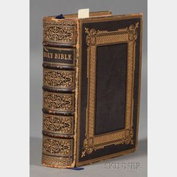 (Crowninshield Family Bible)