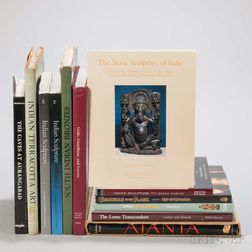 Eleven Books on Indian Sculpture