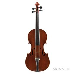 Violin, Heyligers Workshop, Cremona, 2000