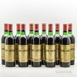 Chateau Brane Cantenac 1970, 11 bottles