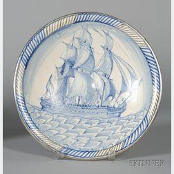 Wedgwood Alfred H. Powell Design Earthenware Deep Dish