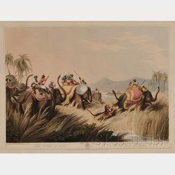 Williamson, Captain Thomas & Howitt, Samuel (1765?-1822)