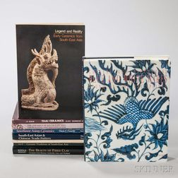 Nine Books on Southeast Asian Art