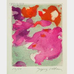 Jacques Villon (French, 1875-1963)      Image   from   A POEMES ROMPUS