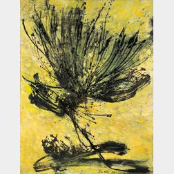 John Way [Wei Letang] (Chinese/American, 1921-2012)      Spring