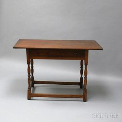 Pine and Cherry Tavern Table