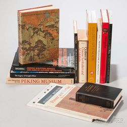 Fourteen Books on Chinese and Mongolian Art
