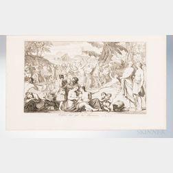 Picart, Bernard (1673-1733) Impostures Innocentes, ou Recueil d'Estampes d'apres Divers Peintres Illustres.