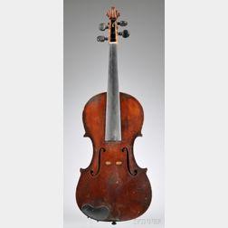 American Violin, Bert Goodwin, Rochester, 1917