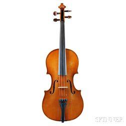 German Violin, c. 1935