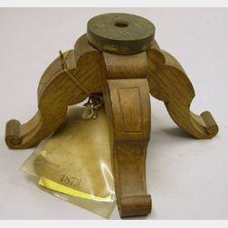 Patent Model for Improvement in Revolving Seats