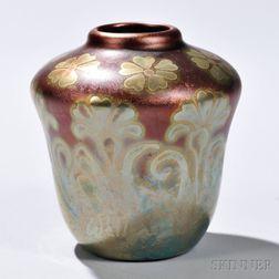 Weller Sicard Pottery Vase