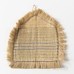 Maori Flax Bag, Kete muka