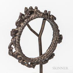 Fine Lobi Bronze Bracelet