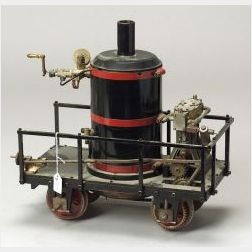 Working Model Engine