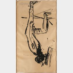 Georg Baselitz (German, b. 1938)      Untitled