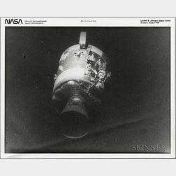 Apollo 13, Six Photographs, April 1970.