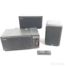 """Proton 300"" Stereo Radio.     Estimate $20-200"