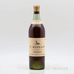 Hine Grande Fine Champagne Cognac 1836, 1 bottle Spirits cannot be shipped. Please see http://bit.ly/sk-spirits for more info.