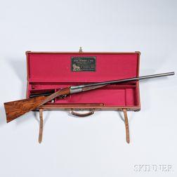 John Dickson & Son 16 Gauge Boxlock Double-barrel Shotgun with Maker's Case