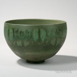 Large Edwin and Mary Scheier Bowl