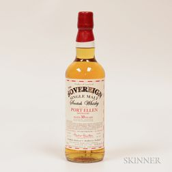 Port Ellen 30 Years Old 1982, 1 750ml bottle