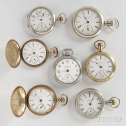 Seven Rockford Watches
