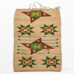 Plateau Cornhusk Bag