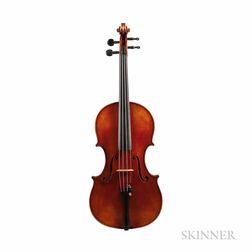 French Violin, Ch. J.B. Collin-Mézin Fils, Mirecourt, 1932