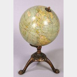 8-inch School's Terrestrial Globe by G.W. Bacon & Co.