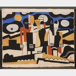 Leger, Fernand (1881-1955)