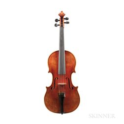 German Violin, Attributed to Franz Joseph Klier