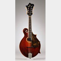 American Mandolin, Gibson Mandolin-Guitar Company, Kalamazoo, 1917, Style F2