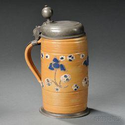 Rhenish Stoneware Tankard