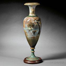 Royal Doulton Exhibition Vase