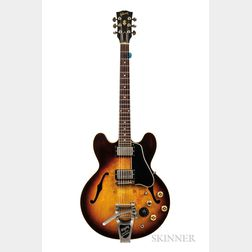 Gibson ES-335 TD Electric Guitar, c. 1962