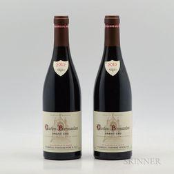 Dubreuil Fontaine Corton Bressandes 2012, 2 bottles
