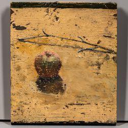 William Ciccariello (American, b. 1954)      Apple and Twig