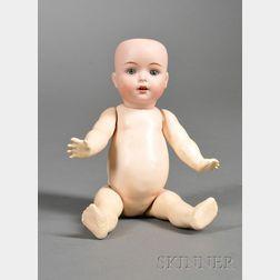 Kammer & Reinhardt Bisque Head Character Toddler